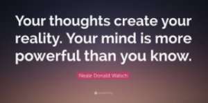 thoughts create
