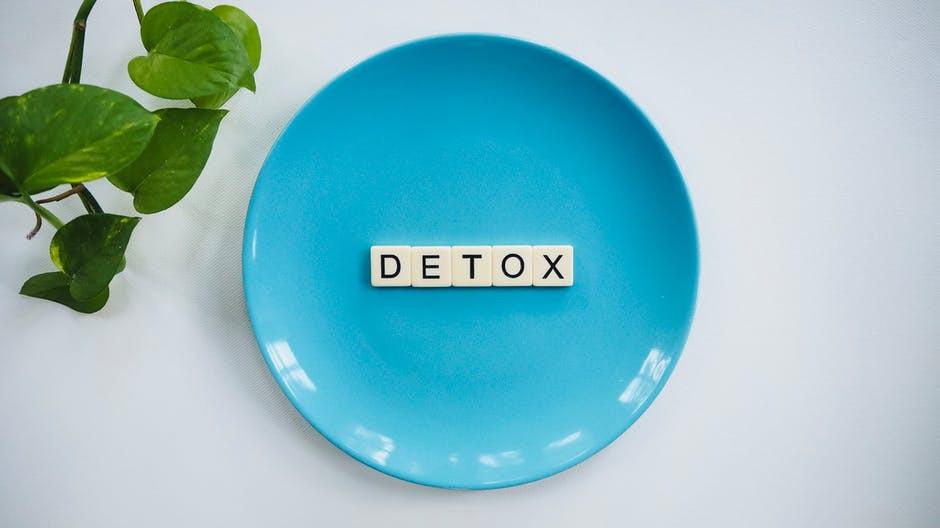Consider it a detox