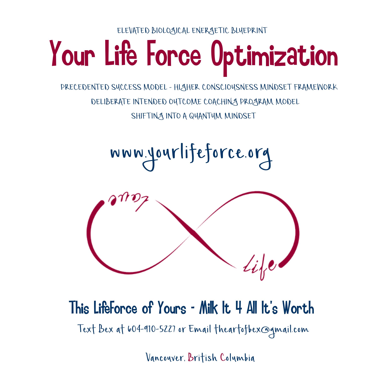 life force optimization ad