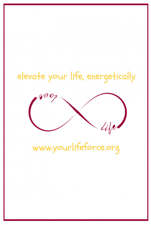 your life force
