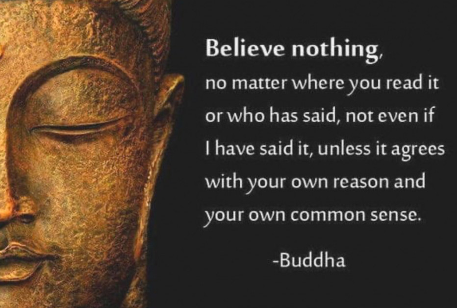 The balance of the belief