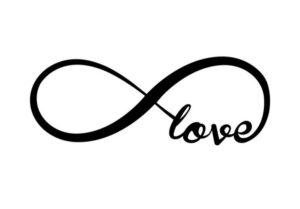Infinite love for developing empowerment energy