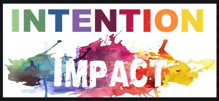 Intention impact