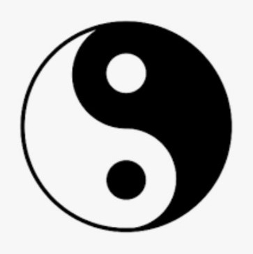 The house of the yin and yang