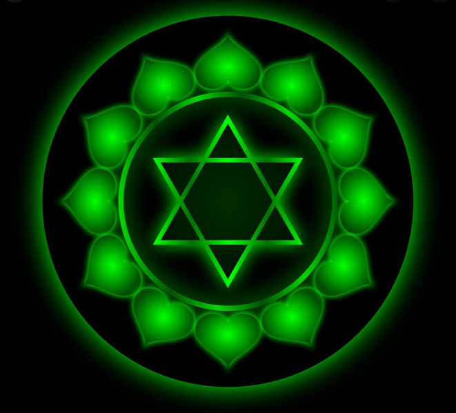 Twelve petal lotus star