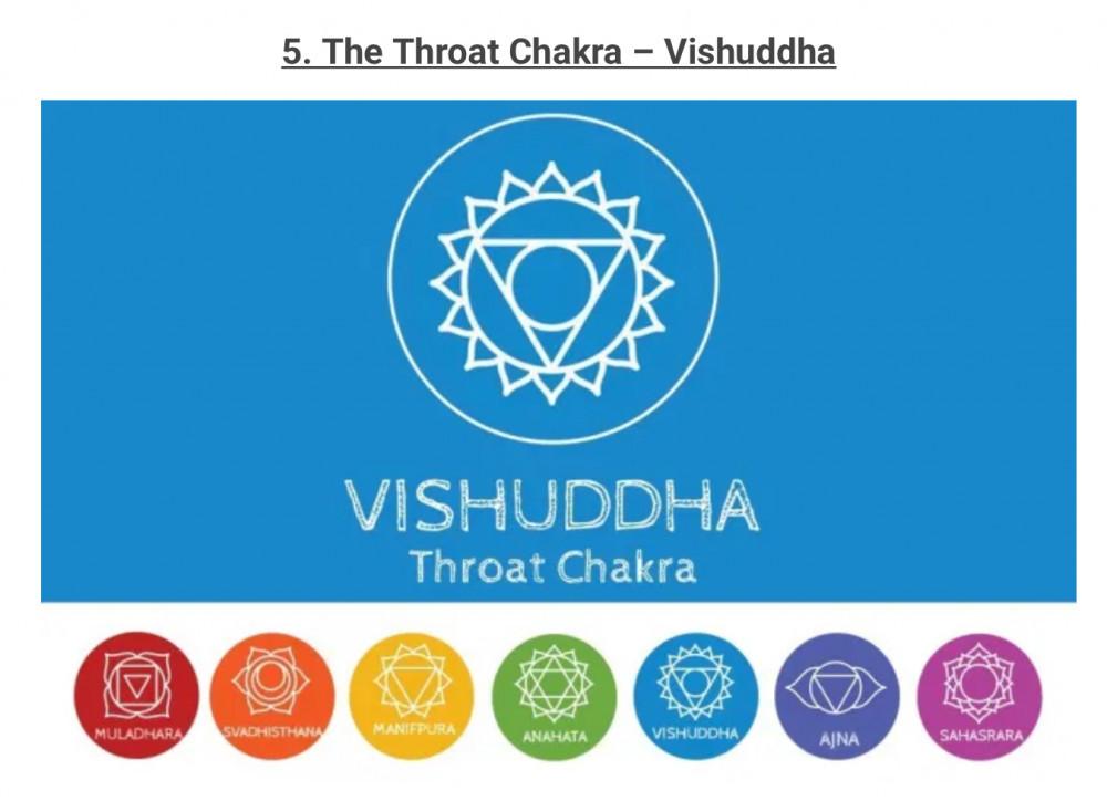 Healing the throat chakra